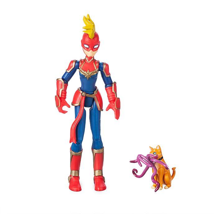 Disney Store - Marvel Toybox - Captain Marvel - Actionfigur