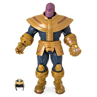 Disney Store - Thanos - Sprechende Actionfigur