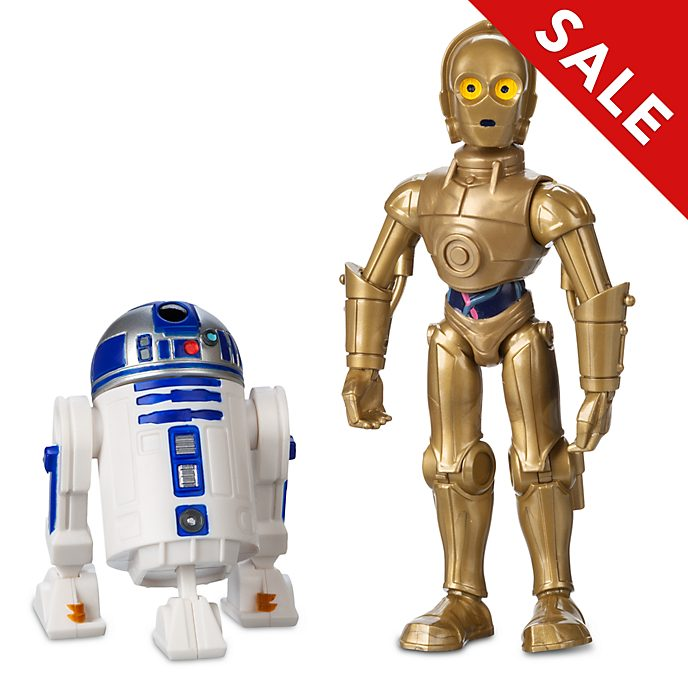 Disney Store - Star Wars Toybox - C-3PO Actionfigur
