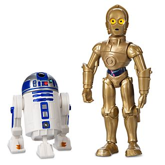 Disney Store Star Wars Toybox C-3PO Action Figure