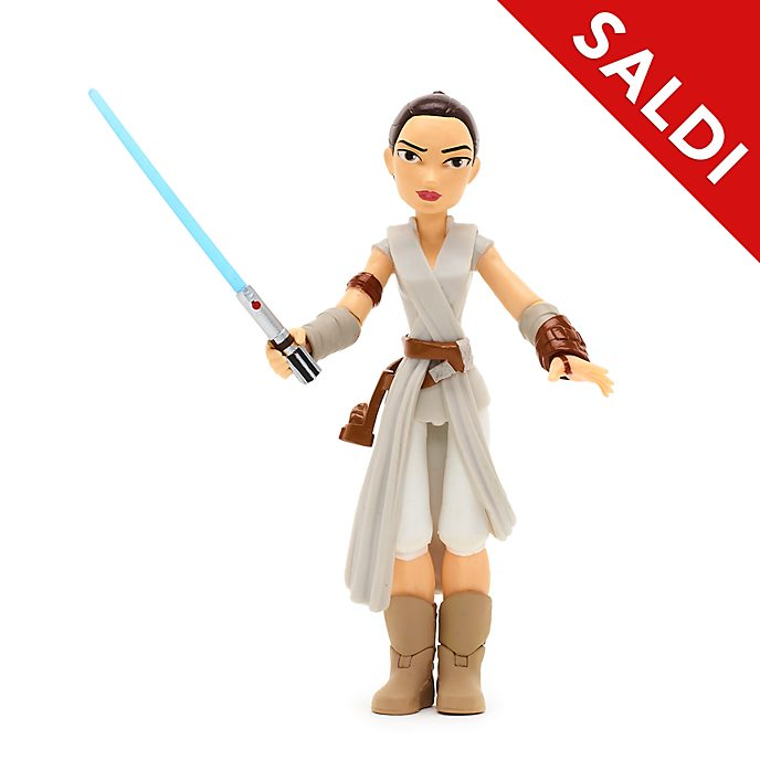 Action figure Rey Star Wars Toybox Disney Store