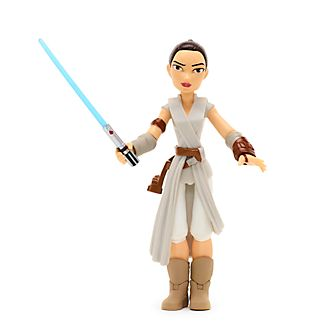 Disney Store - Star Wars Toybox - Rey Actionfigur