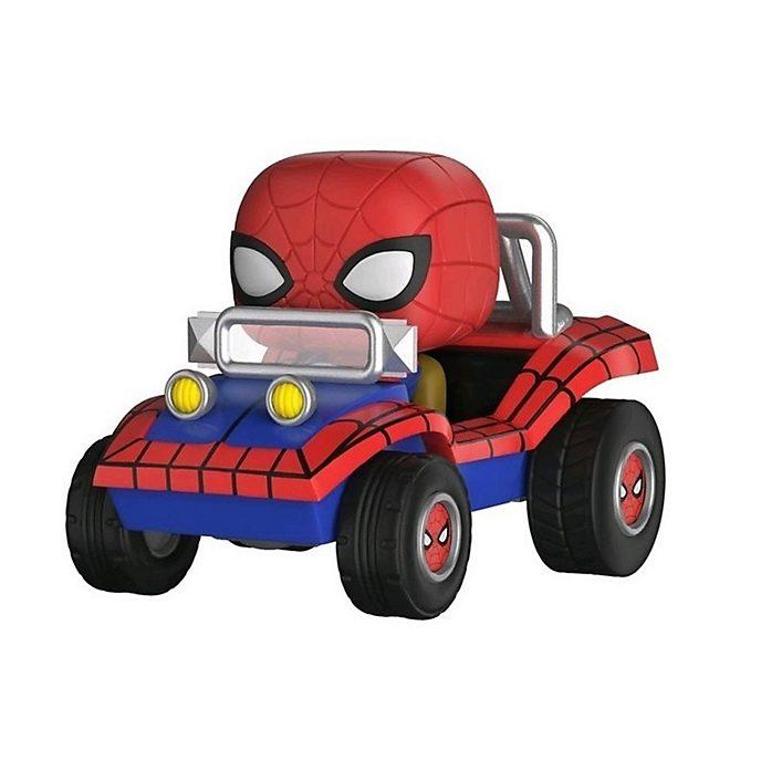 Funko Figurine Spider-Man avec Spider-Mobile Pop! en vinyle
