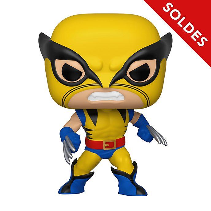 Funko Figurine Wolverine (Première apparition) Pop! en vinyle, Marvel80th Anniversary