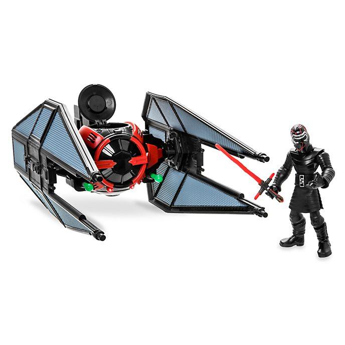 Disney Store Ensemble Kylo Ren et chasseur TIE Star Wars Toybox