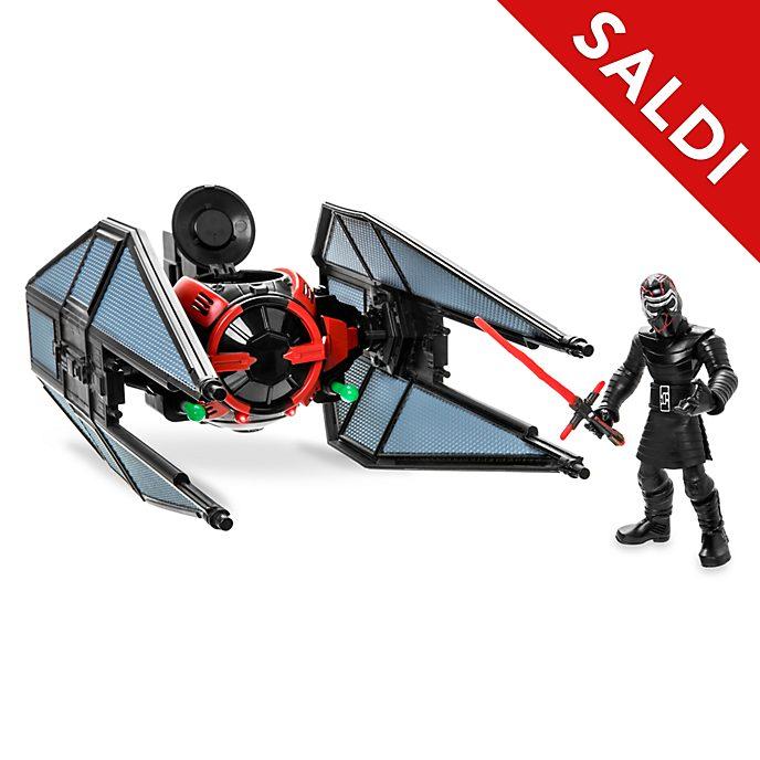 Set da gioco caccia TIE e Kylo Ren Toybox Star Wars Disney Store