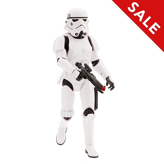 Disney Store - Star Wars - Sturmtruppler - Sprechende Actionfigur
