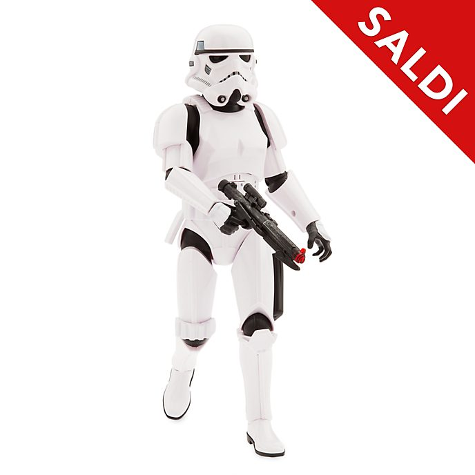 Action figure parlante Stormtrooper Star Wars Disney Store