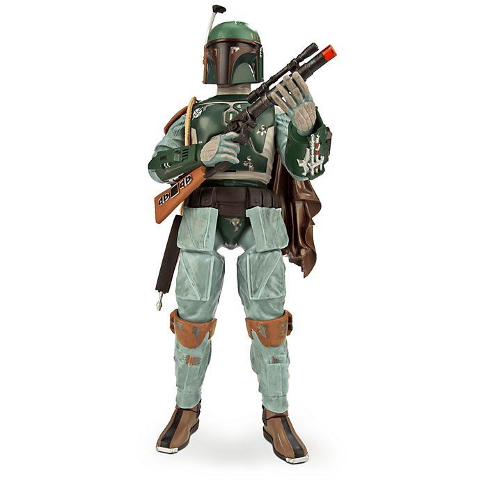 Action figure parlante Boba Fett Star Wars Disney Store