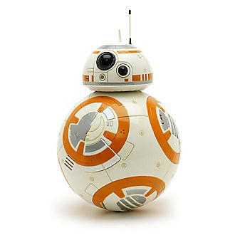 Disney Store BB-8 Interactive Action Figure, Star Wars