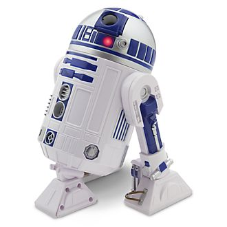 Disney Store R2-D2 Interactive Action Figure, Star Wars