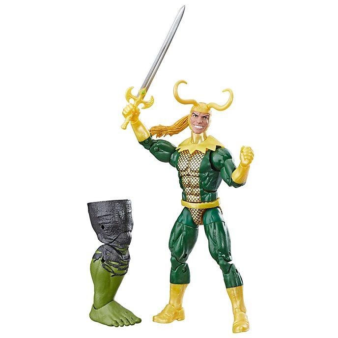Hasbro - Loki - ca. 15cm große Legends Actionfigur