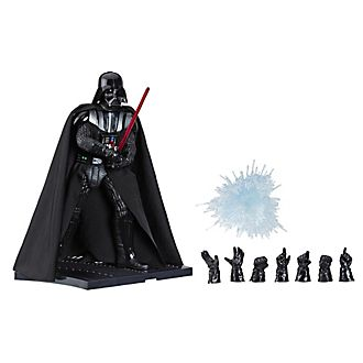 Hasbro coleccionable hiperreal Darth Vader, Star Wars: The Black Series (20 cm)