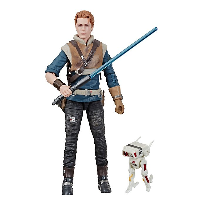 Hasbro - Star Wars: The Black Series - Cal Kestis - 15 cm große Actionfigur