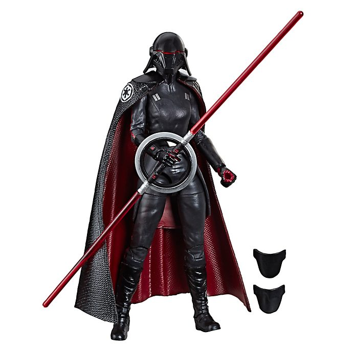 Hasbro figura acción Segunda Hermana inquisidora, Star Wars: The Black Series (15cm)