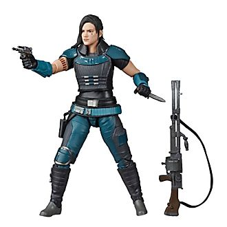 Hasbro figura acción Cara Dune, The Mandalorian, Star Wars: The Black Series (15 cm)