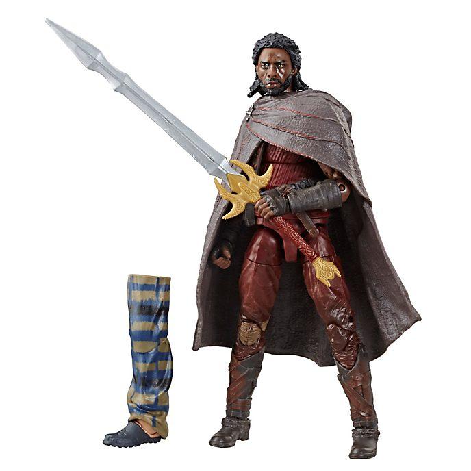Muñeco de acción Heimdall, Marvel Legends, Hasbro (15cm)