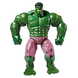 Action figure parlante Hulk Disney Store