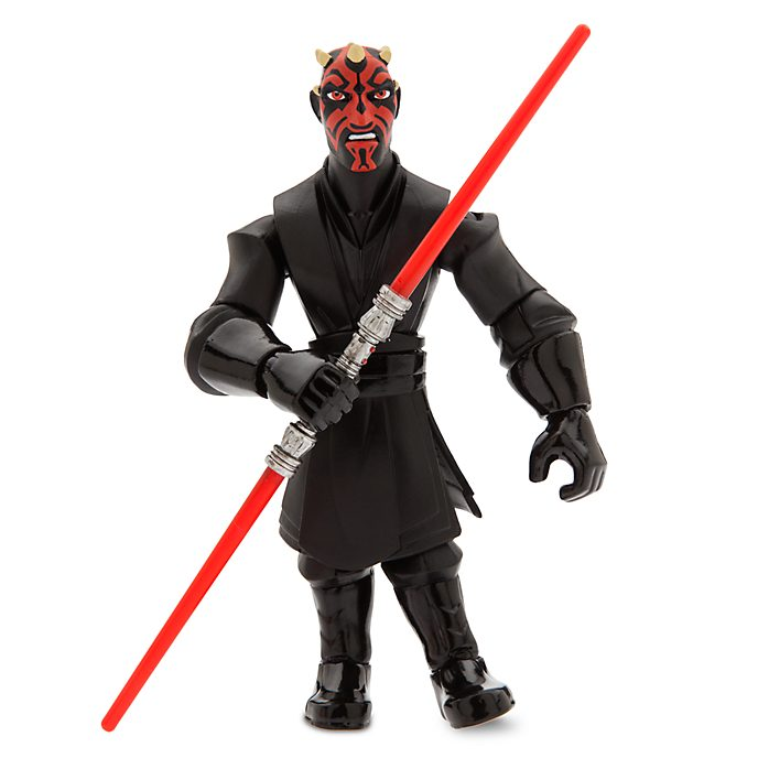 Figura acción Darth Maul, Star Wars Toybox, Disney Store