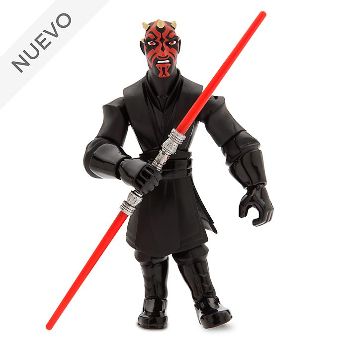 Figura acción Darth Maul, Star Wars Toybox, Disney Store