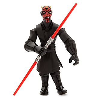 Disney Store Figurine Dark Maul articulée, collection Star Wars Toybox
