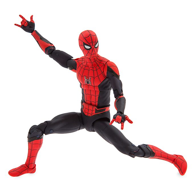 Figurine articulée collector Spider-Man, série Marvel Select