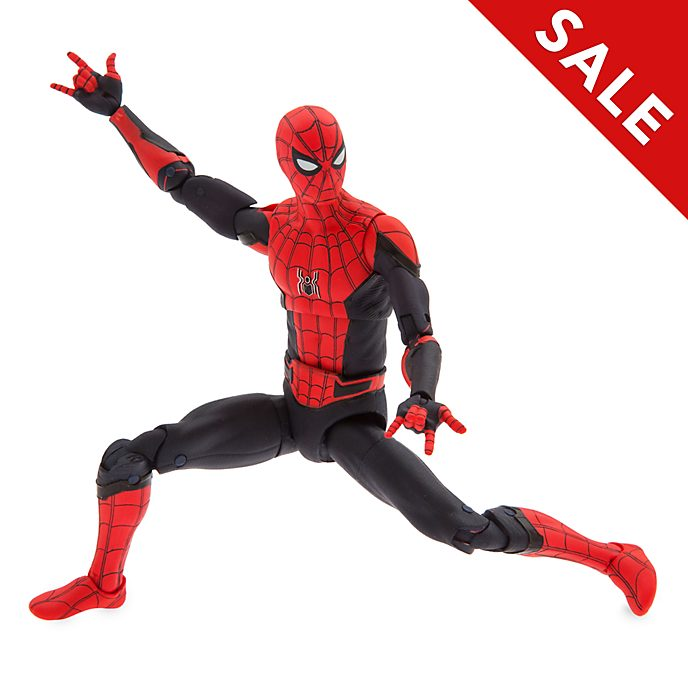 Marvel Select Spider-Man Collector's Action Figure