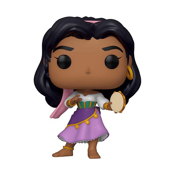 Figura vinilo Pop! Esmeralda, El Jorobado de Notre Dame, Funko