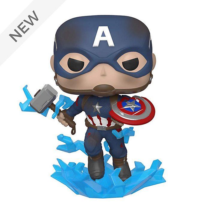 Funko Captain America with Broken Shield Pop! Vinyl Figure
