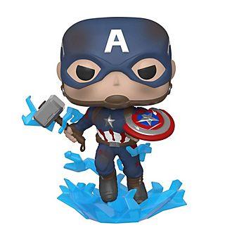 Funko Figurine CaptainAmerica au bouclier brisé Pop! en vinyle