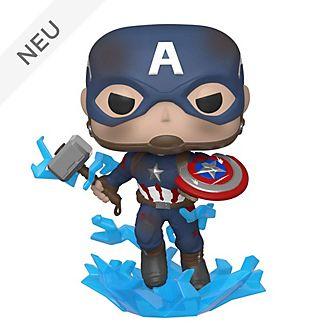 Funko - Captain America mit gebrochenem Schild - Pop! Vinylfigur