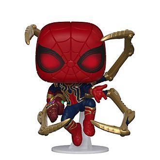 Funko - Iron Spider mit Nano-Handschuh - Pop! Vinylfigur