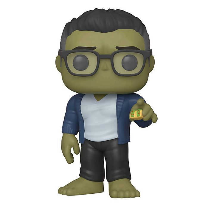 Funko Figurine Hulk avec des tacos Pop! en vinyle