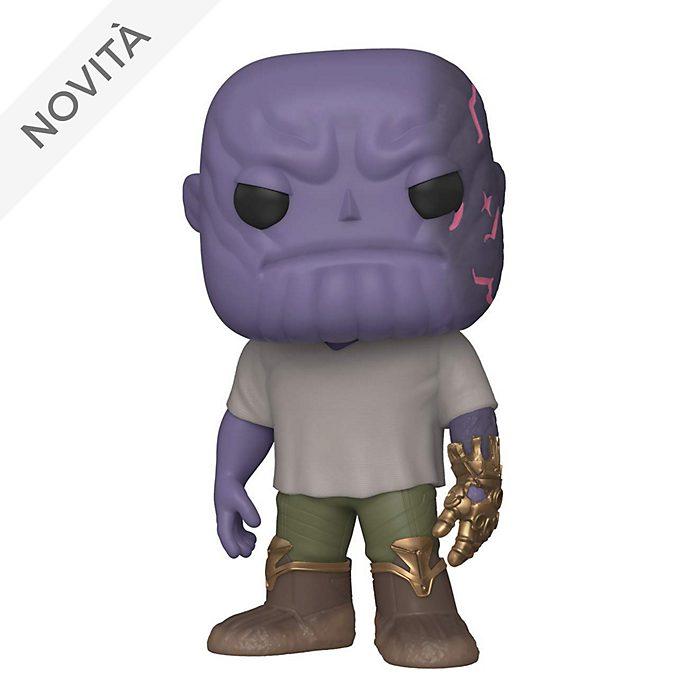 Personaggio in vinile Thanos in giardino serie Pop! di Funko