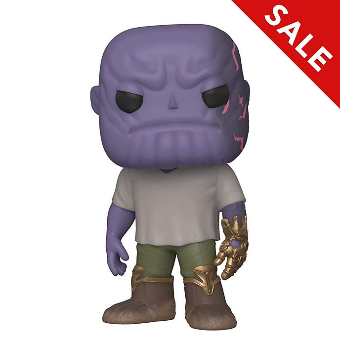 Funko Thanos in the Garden Pop! Vinyl Figure