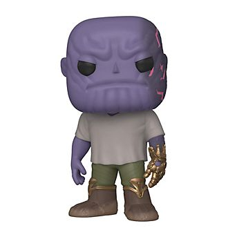 Funko Thanos dans son jardin Pop! en vinyle