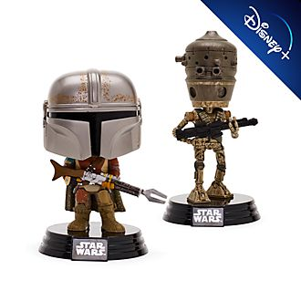 Funko - The Mandalorian und IG-11 - Pop! Vinylfiguren