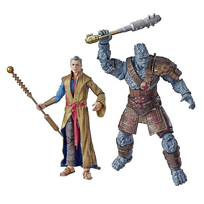 Hasbro - Grandmaster und Korg - Legends Actionfigurenset, 15cm