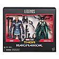 Hasbro Duo de figurines Skurge et Hela articulées 15cm, Marvel Legends