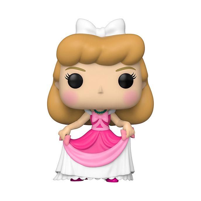 Funko Figurine Cendrillon en robe rose Pop!en vinyle, Marvel80th Anniversary