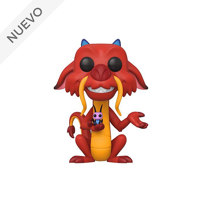 Figura de vinilo Pop! Mushu de Funko, Mulán (25cm)