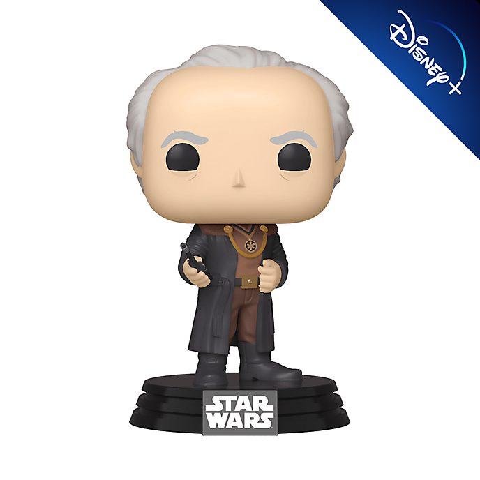 Personaggio in vinile Il Cliente serie Pop! di Funko, Star Wars: The Mandalorian