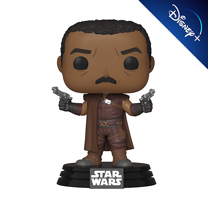 Funko Pop! figura vinilo Greef Karga, Star Wars: The Mandalorian