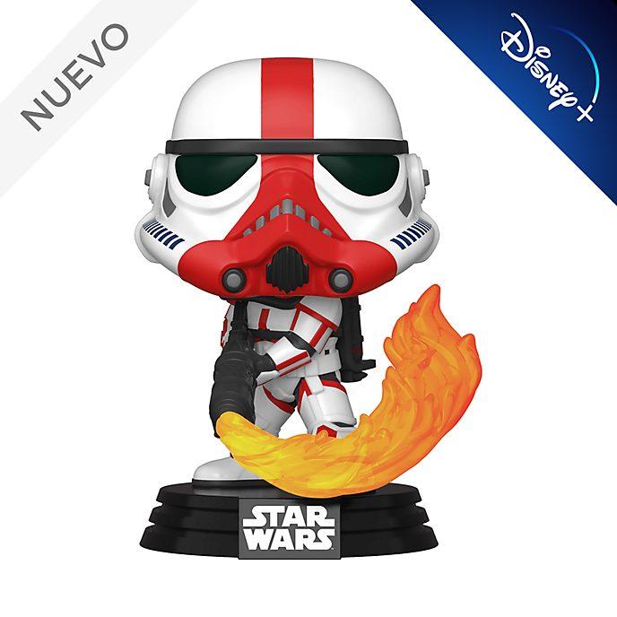Funko Pop! figura vinilo soldado imperial incinerador