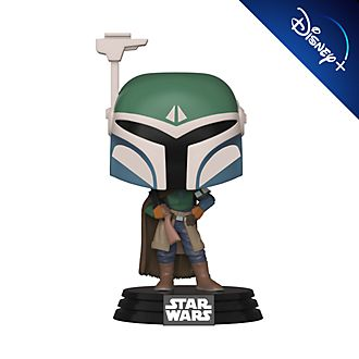 Personaggio in vinile Il Mandaloriano in incognito serie Pop! di Funko, Star Wars: The Mandalorian