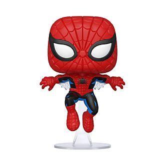 Funko Figurine Spider-Man Première Apparition Pop! en vinyle, Marvel 80th Anniversary