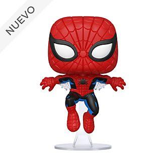 Figura vinilo Spider-Man 80.º aniversario primera aparición Funko Pop