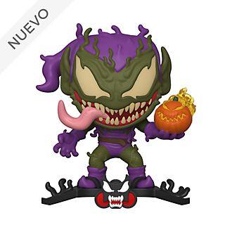 Funko Pop! figura vinilo exclusiva Duende Verde venomizado