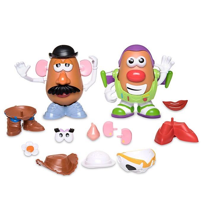 Disney Store - Toy Story - Charlie Naseweis - Spielset