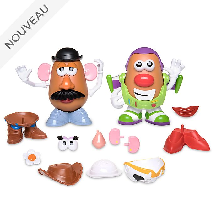 Disney Store Jeu Tête de M. Patate, Toy Story